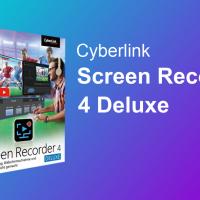 Cyberlink Screen Recorder 4 Full Version