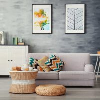 decor home in low budget
